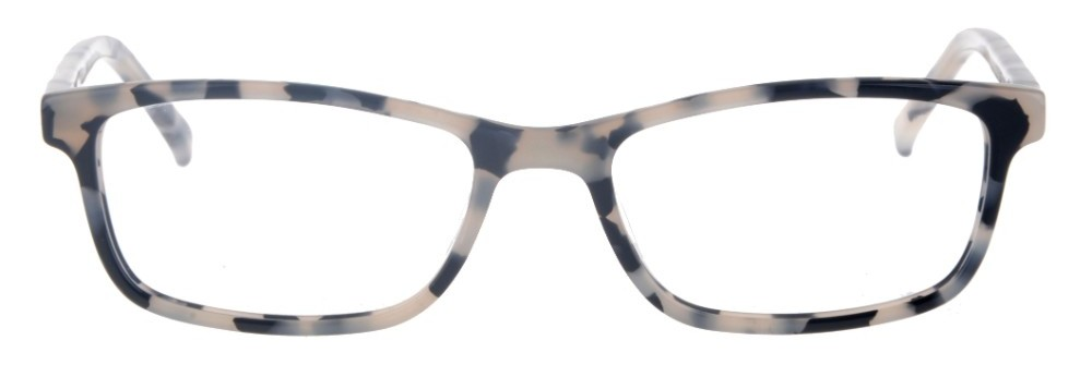 Debbie Pearl Tortoise Rectangular Thin Plastic Size 48 Women's Petite Glasses For Small or Narrow Faces