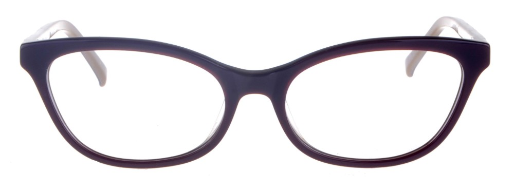 c772f824deb20 Phyllis Burgundy Thin Cat-Eyed Plastic Size 49 Women s Petite Glasses For  Small or Narrow